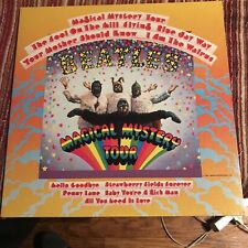 The Beatles~Magical Mystery Tour LP~C1-48062~88 CAPITOL REISSUE~PLAYS EX~NM/VG++