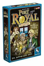 "Pegasus Spiele 18141G ""Port Royal Just One More Contract Expansion"" Card Game"