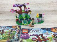 Lego Elves(2015) ~ Set 41076 ~ Farran and The Crystal Hollow ~ 100% Complete (5)