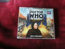 JOHN LUCAROTTI - DOCTOR WHO - THE MASSACRE - 4 CD AUDIO BOOK SET