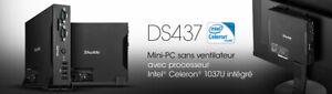 SHUTTLE XPC DS437 INTEL CELERON 1037U 1.8GHz 8GB RAM 120GB SSD