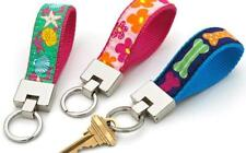 Up Country Key Fob Butterfly Key Ring Holder Matches Leashes and Collars