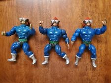He-Man MOTU Mekaneck 1983 Action Figure Masters Of The Universe 3pack