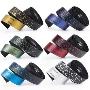 Guee SL Dual Pattern Bar Tape - Metallic Limited Edition