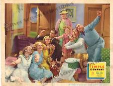 Stowaway (1936) - US Lobby Card