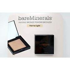 bareMinerals Invisible Bronze Powder Bronzer, Fair to Light, 0.24 Ounce