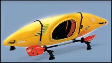 Atera 089049 Porta Kayak, Soporte Kayak Kajak Set Paddle Deportes Acuáticos
