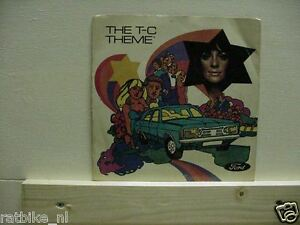 EP FORD THE T-C THEME, FORDS  LEADS THE WAY,TAUNUS,CORTINA,SAMANTHA JONES,VINYL