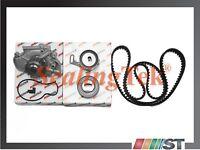 Fit Honda F22B1 F23A SOHC 16V Engine Timing Belt Tensioner Kit w/ Water Pump Set
