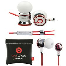 Beats by Dr. Dre Ibeats en Ear auriculares Headset para huawei honor 6c pro-Weiss