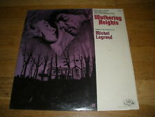 WUTHERING HEIGHTS movie soundtrack LP Record - sealed