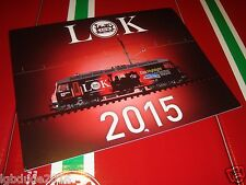 LGB LOK 2015 WALL-HANGING CALENDAR 14 FULL COLOR PAGES BRAND NEW MINT CONDITION!