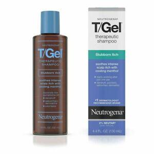 Neutrogena T/Gel Therapeutic Stubborn Itch Shampoo w/ Neutar .5% Coal Tar