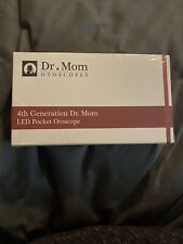 Dr Mom Led Pocket Otoscope 4th Gen Diagnostic Tool New