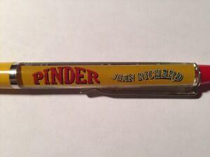 Pinder Jean Richard Circus Floaty Floating Pen Advertising Promo Toy Animals