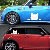 Cat For JDM Auto Car/Bumper/Window Vinyl Decal Sticker Decals D IAC Pro AU