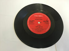 "Mariah Carey -  Can't Let Go Columbia ‎– XPS 265 Promo UK Vinyl 7"" single 45 EX"