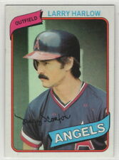 1980 Topps Baseball Anaheim California Angels Team Set