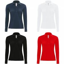 Collared Polo Shirt Plus Size for Women
