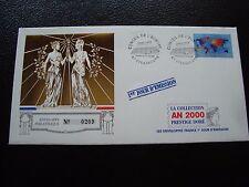 FRANCE - enveloppe 1er jour (collection prestige doré) 19/3/1999 (B5) french