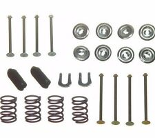 Ford Mustang Rear Drum Brake Shoe Kit Pins Springs Cups 1969 1970 1971 1972 1973