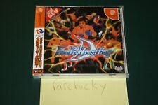 Fire Pro Wrestling D (Sega Dreamcast) NEW SEALED JAPAN IMPORT, MINT, US SELLER!
