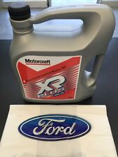 OLIO MOTORE FORD MOTORCRAFT XR PLUS 10W40 Lt. 5 oil engine aceite motor