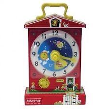 Fisher Childrens Classics Teaching Clock AC