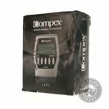 OPEN BOX Compex Edge 11-2142 Portable Electrical Muscle Stimulator in Silver