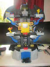 Imaginext Batman Batcave & Robin Figure Dc Super Heroes Play Set (TS)