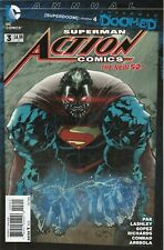 DC Comics Action Comics Annual #3 The New 52