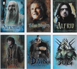 The Hobbit - Battle of Five Armies : Characters CB29 - CB34