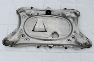 BMW E46 M3 Convertible Coupe Reinforcement Plate 51717893609 Skid Plate 7893609