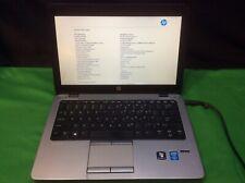 Hp EliteBook 820 G1 Core i5-4300U 1.9Ghz 4Gb 180Gb Hdd 12.5 Laptop.