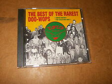CD (TOTO 5) - various artists -  THE BEST OF THE RAREST DOO WOPS