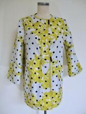 Mycra Pac One Reversible Raincoat 0 P Small Black White Dots Yellow Floral