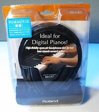 Roland RH-A7 Monitor Headphones - The Essential Digital Piano Accessory!