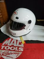 Bell Sport 3 Racer Series Auto Racing Full Face Helmet Size Large L