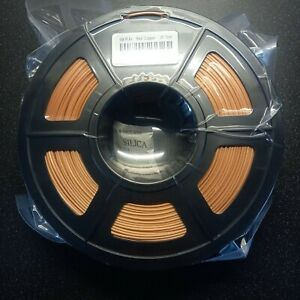 Sunlu Silk Red Copper PLA+ 1.75mm 1Kg PLA Plus 3D Printing Filament FDM BNIB