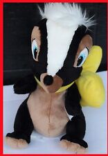Disney Store Authentic Original Exclusive Bambi Skunk Plush Stuffed Doll 12""