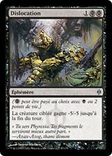 x 1 Dislocation / Dismember new phyrexia FRENCH magic mtg (FREE COMBINED SHIP)