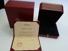 REPLACEMENT CARTIER BRACELET CERTIFICATE AND BOX and screwdriver any color