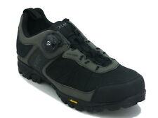 LAKE Men's MX105 Mountain Bike Shoes Size 44 Black NEW