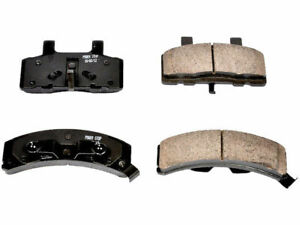 Front Power Stop Brake Pad Set fits Chevy Astro 1990-2002 AWD 97CWPN
