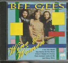 BEE GEES - WINE & WOMEN - CD ROYAL COLLECTION 1991