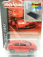 Majorette Seat Leon Cupra Red *RARE* 1/64 219 Free Display Box