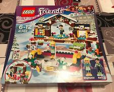 BOITE NEUF SET LEGO FRIENDS 41322 LA PATINOIRE DE LA STATION DE SKI