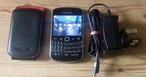 BlackBerry Bold 9900 - Black Vodafone Smartphone-(QWERTY KEYPAD)