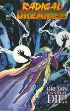 Us Comic pack radical Dreamer 0-4 1994 spx