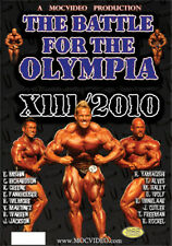 bodybuilding dvd 2010 BATTLE FOR THE OLYMPIA